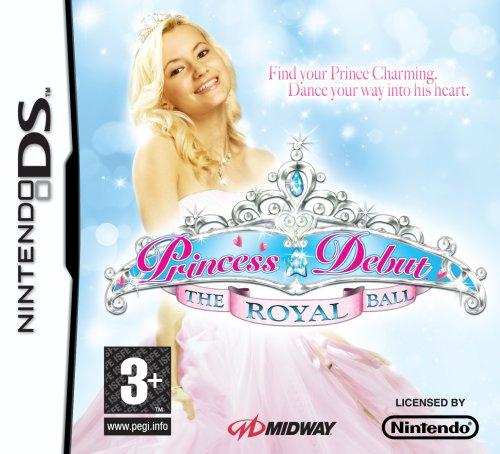 Princess Debut: The Royal Ball (Nintendo DS)