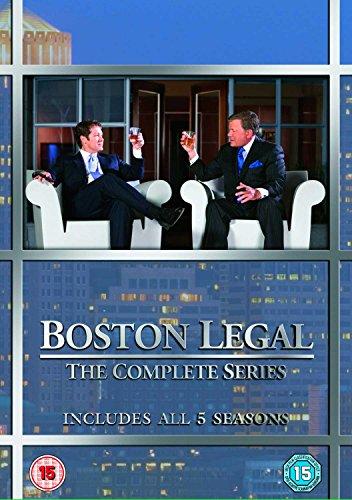 Boston Legal - Season 1-5