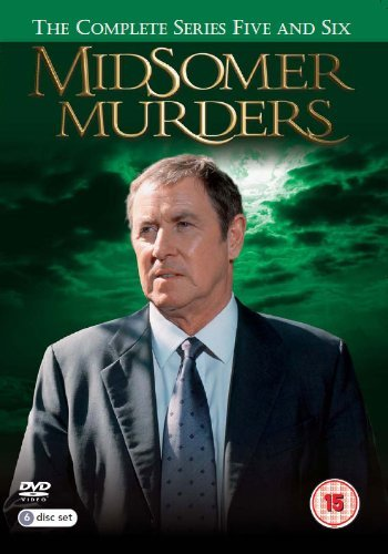 Midsomer Murders: The Complete Series Five and Six