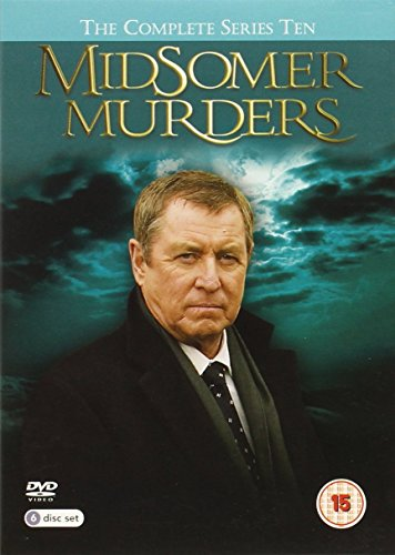 Midsomer Murders: The Complete Series Ten