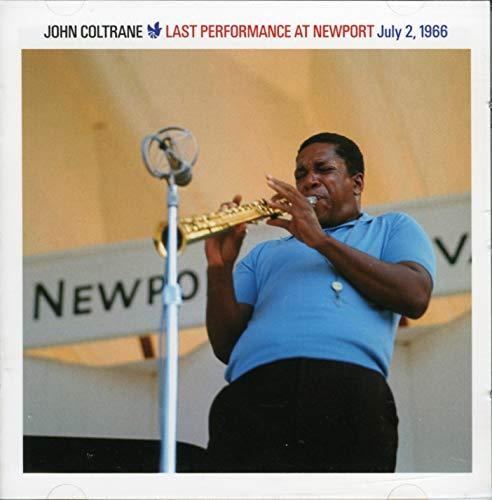 John Coltrane - Last Performance at Newport, July 2, 1966