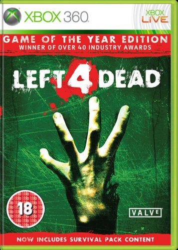 Left 4 Dead - Game Of The Year Edition (Xbox 360)