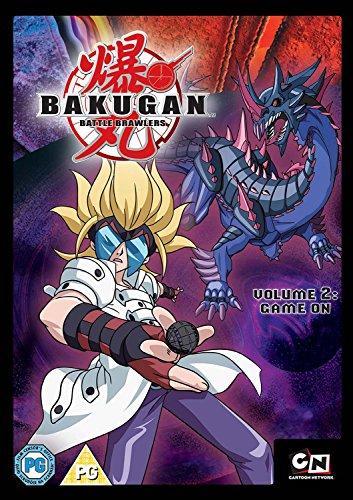Bakugan: Season 1 - Volume 2
