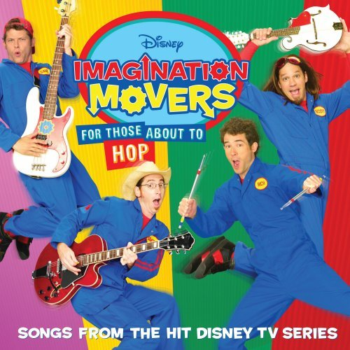 Imagination Movers - For Those About to Hop By Imagination Movers