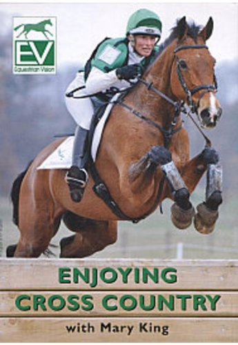 Enjoy-Cross-Country-With-Mary-King-DVD-CD-4KVG-FREE-Shipping