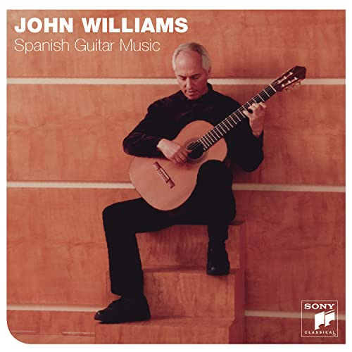 John Williams - Spanish Guitar Music By John Williams