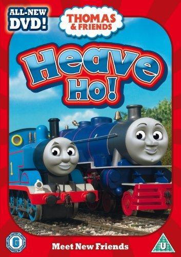 Thomas-amp-Friends-Heave-Ho-DVD-2009-CD-V8VG-FREE-Shipping