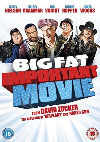 Big-Fat-Important-Movie-DVD-2008-CD-N0VG-FREE-Shipping