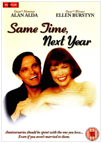 Same-Time-Next-Year-DVD-1978-CD-7EVG-FREE-Shipping
