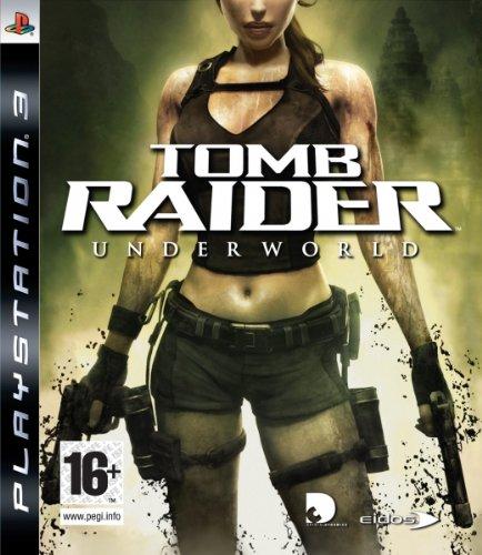 Tomb Raider: Underworld - Platinum (PS3)