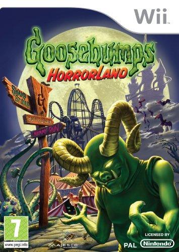 Goosebumps:Horrorland (Wii)