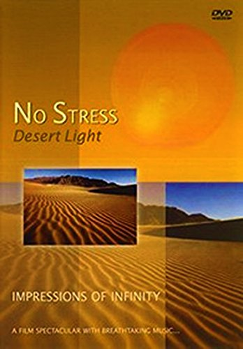 No Stress Desert Light - from USA National Parks with Tribal Music