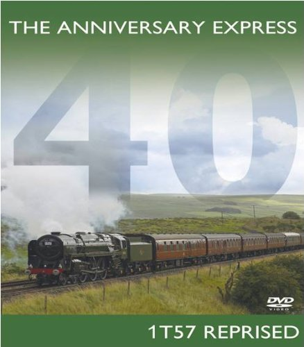 The-Anniversary-Express-1t57-Reprised-DVD-CD-C8VG-FREE-Shipping