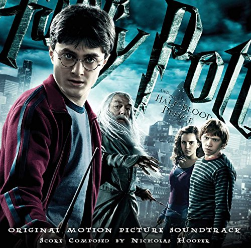 Nicholas Hooper - Harry Potter And The Half-Blood Prince - Original Soundtrack By Nicholas Hooper