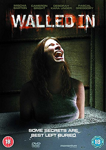 Walled-In-DVD-CD-R6VG-FREE-Shipping