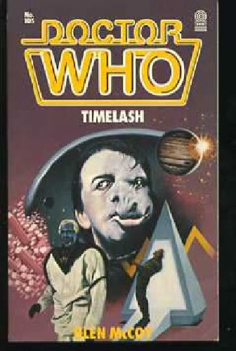 Doctor Who-Time Lash By Glen McCoy