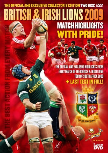 British & Irish Lions 2009: Match Highlights