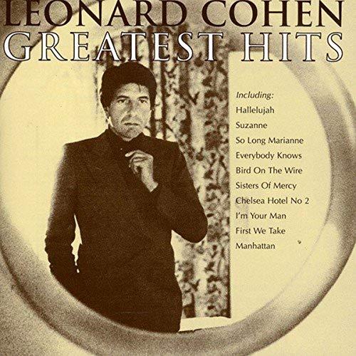 Leonard Cohen - Greatest Hits By Leonard Cohen