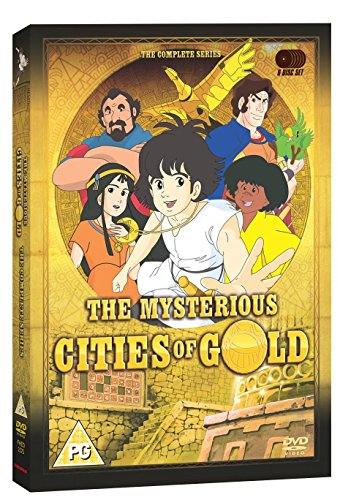 The Mysterious Cities Of Gold: The Complete Series BBC (Slimline version)