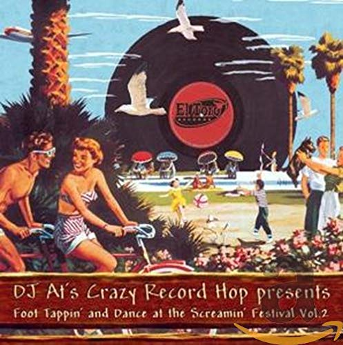 Various Artists - DJ AT's Crazy Record Hop Presents... By Various Artists