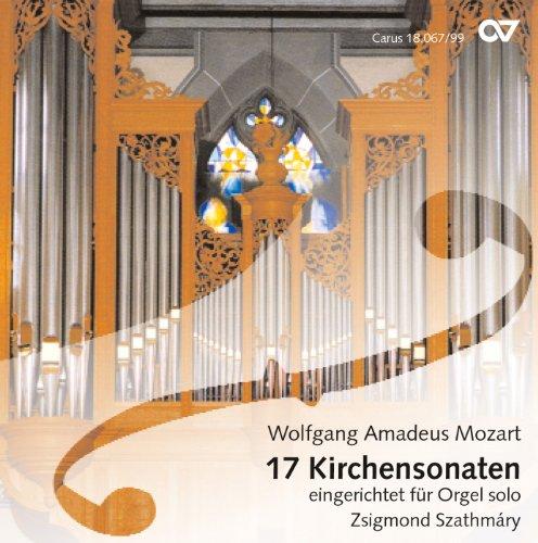 Wolfgang Amadeus Mozart 17 Kir