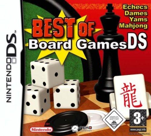 Best Of Board Games DS (Nintendo DS)