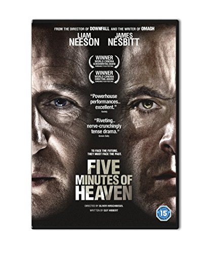 Five-Minutes-Of-Heaven-DVD-2009-CD-CMVG-FREE-Shipping