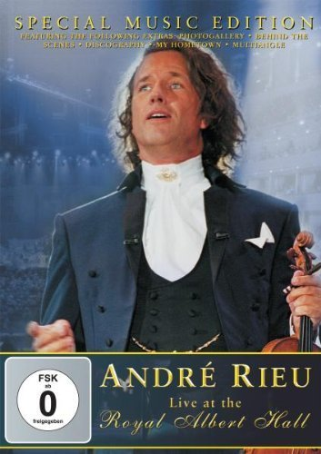 André Rieu - André Rieu: Live at the Royal Albert Hall