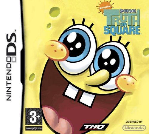 SpongeBob: Truth or Square (Nintendo DS)