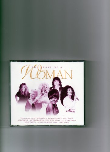 Various Artists - The Heart Of A Woman (5 CD Box Set) Readers Digest  Various Artists