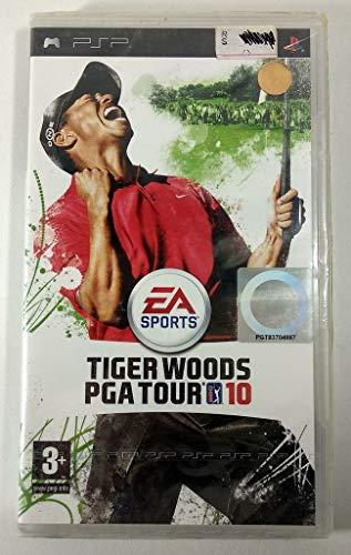 Tiger Woods PGA Tour 10 Game PSP