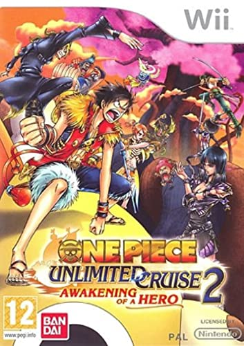 One Piece Unlimited Cruise Pt. 2 (Nintendo Wii)