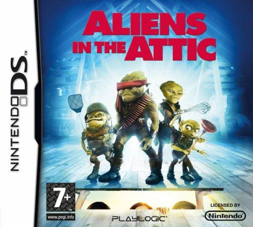 Aliens in the Attic (Nintendo DS)