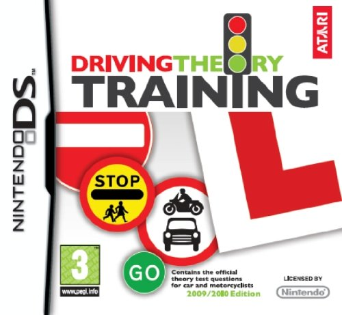 Driving Theory Training: 2009-2010 Edition (Nintendo DS)