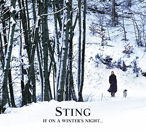 Sting - If On A Winter's Night (Gatefold Cover)