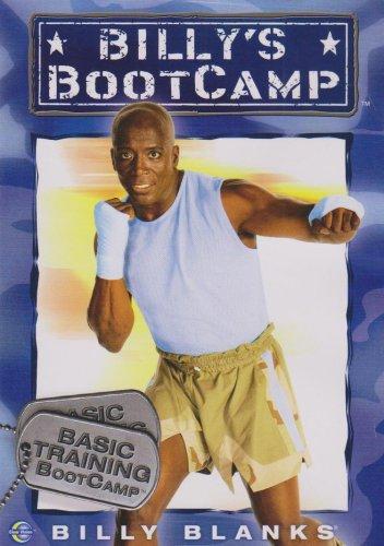 Billy-Blanks-Bootcamp-Basic-Training-DVD-CD-ZOVG-FREE-Shipping