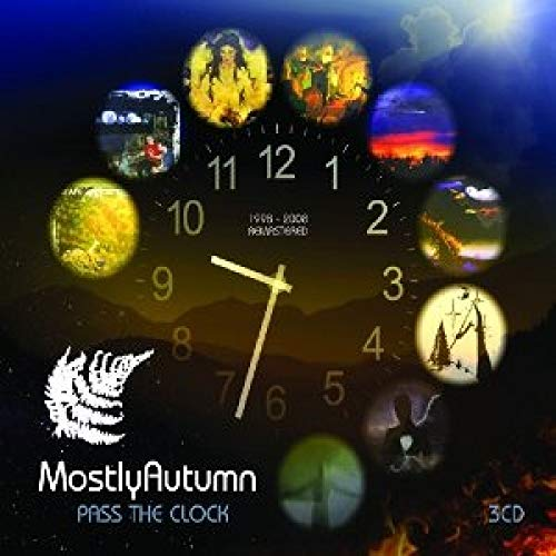 MOSTLY AUTUMN - PASS THE CLOCK By MOSTLY AUTUMN