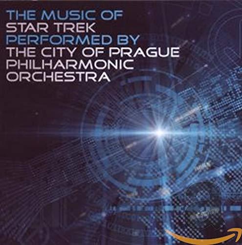 City of Prague Philharmoni - The Music of Star Trek By City of Prague Philharmoni
