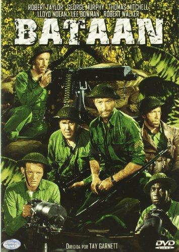 Bataan (Robert Taylor, George Murphy) 1943 - Region 2