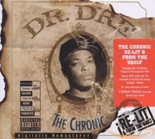 Dr. Dre - The Chronic Re-Lit & From The Vault