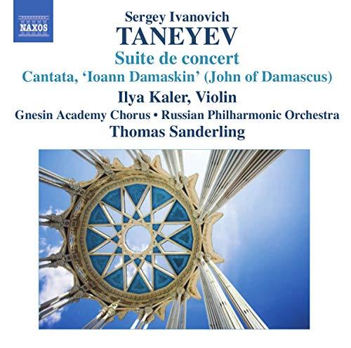 Sanderling - Taneyev: Suite De Concert