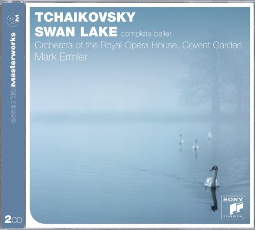 Pyotr Il'yich Tchaikovsky: Swan Lake: Complete Ballet By Orchestra of the Royal Opera House, Covent Garden