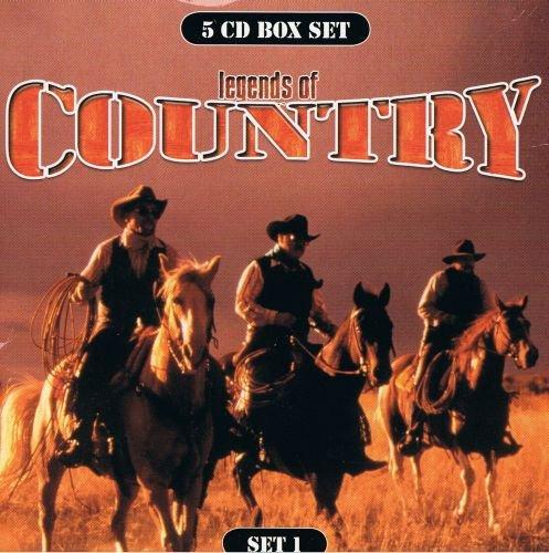 et al - Legends of Country (Twenty CD Set)