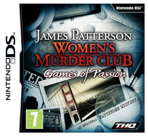 Women's Murder Club: Games Of Passion (Nintendo DS)