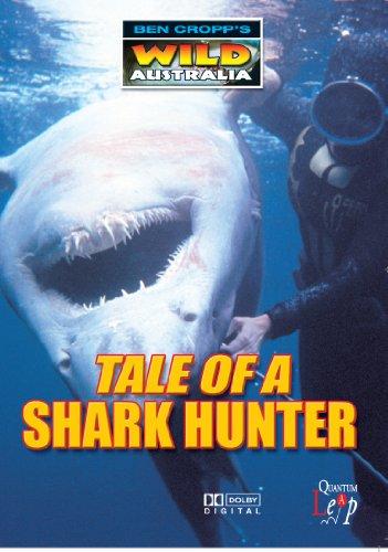 Tale-Of-A-Shark-Hunter-DVD-CD-PQVG-FREE-Shipping