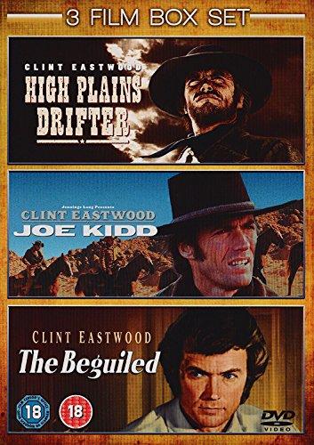 High Plains Drifter/The Beguiled/Joe Kidd