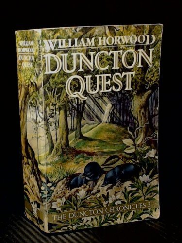 Duncton Quest (The Duncton Chronicles 2) by William Horwood