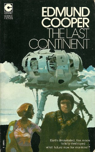 Last Continent By Edmund Cooper