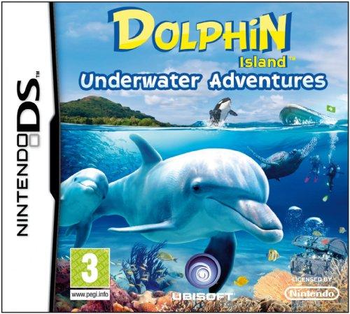 Dolphin Island Underwater Adventures (Nintendo DS)
