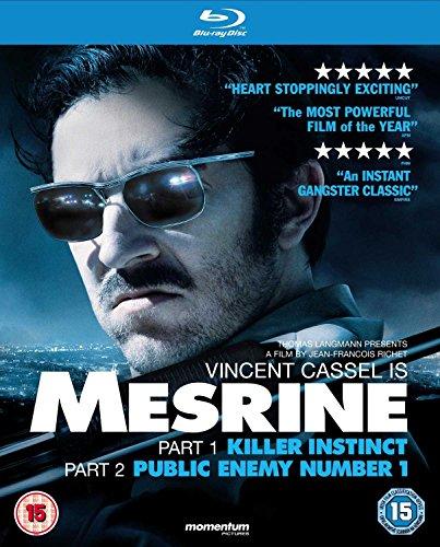 Mesrine: Killer Instinct/Public Enemy No. 1